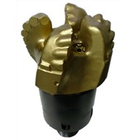 "8 1/2"" 4 blades PDC Drill Bits for water well drilling"