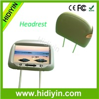 9inch roof mounted taxt all in one lcd advertising player