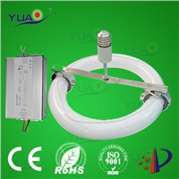 Hot sale circular soft light high PF lvd induction lamp lights 300W