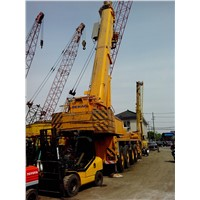 used DEMAG AC435 mobile crane