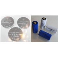 Lithium Manganese Dioxide Battery   Button Cells   (CR2032)