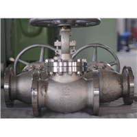 nickel ball valve