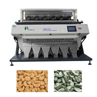 Cashew CCD Color Sorter Machine