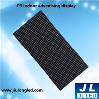 Full color P3 led display,stage led display,Indoor led rental display