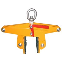 SCISSOR CLAMP, LIFTING STONE, STONE LIFTER, STONE TOOL