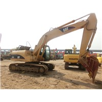 Supply used construction machine caterpillar komatsu excavator cat 320c