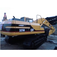 Supply Used Construction Machine Caterpillar Komatsu Excavator Cat 325B