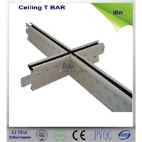 Suspended Flat Ceiling T Grid T24