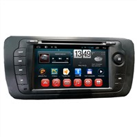 Wholesale VolksWagen Seat 2013 Best Car In Dash Dvd Player Autoradio 2 Din Auto Multimedia System