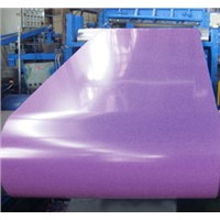 color coated steel coil and prepainted galvanized steel coil