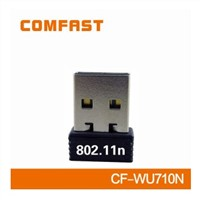 COMFAST CF-WU710N 150Mbps Mini USB Wifi Adapter Wireless N LAN network Card support HDTV