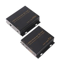 HDMI-CAT-HDMI Extender 150m by singal over cat