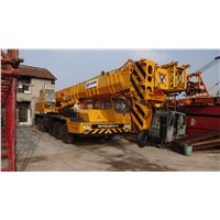 Japan used crane, used Tadano TG500E 50 ton mobile crane for sale