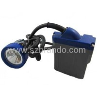 KL7LM-A  Explosion proof Miner's Lamp,Coal Cap Lamp