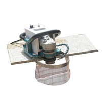 MARBLE GRANITE STONE EDGE GRINDING MACHINE - ABACO -