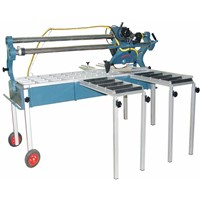 MARBLE GRANITE STONE SLAB SITE SAW CUTTER CUTTING MACHINE - ABACO -