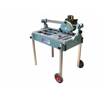 MARBLE GRANITE STONE TILE SAW CUTTER CUTTING MACHINE - ABACO -