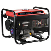 MBG2900 Gasoline Generator With Mitsubish Engine