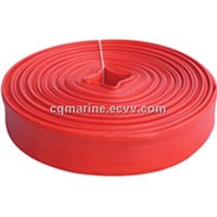 colored fire hose