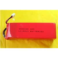 11.1V R/C Battery packs, High rate discharge Lithium ion battery