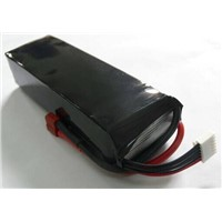 14.8V R/C Battery Pack, High rate discharge Lithium ion battery pack