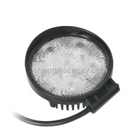 Waterproof 36W LED Work Light High Lumens LED Driving Light Off Road Lighting