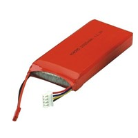 7.4V R/C Battery packs, High rate discharge Lithium ion battery
