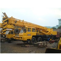 used tadano mobile crane 30 ton TG300E, original from Japan