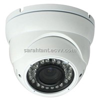 High Quality High Resolution Low Price Metal Dome Video CCTV Cameras DR-AHS9076