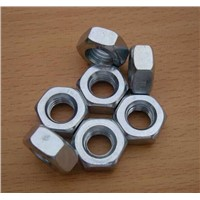 M18 Heavy Hex Plain Nut