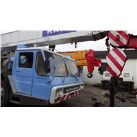 Original Japanese used crane 40ton NK400E for sale