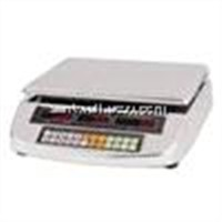 Stainless steel Electronic price computing scale  JKS-01
