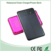 China Factory Hot Selling Ultra Slim Touch Solar Power Bank 10000mAh