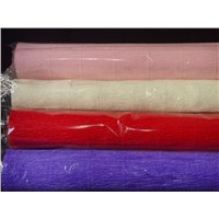 crepe paper for decorate