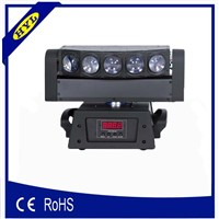 hight quality products 5X10W Cree xlamp 4-in-1 quad led dj equipment