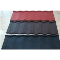 stone coated metal roofng tile manufactuers
