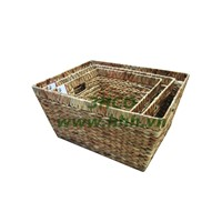 water hyacinth basket SD5224/3NA