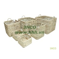 water hyacinth basket SD5247/6NA