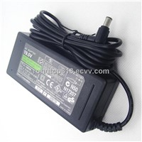 65W Sony PCGA-AC19V/PCGA-AC19V4/PCGA-AC19V10 Power Supply Charger for Sony VAIO, 19.5V/3.3A