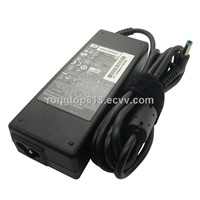 A065R07DL Laptop AC Adapter, Compatible with HP/Compaq Series Laptops, 19.5V, 4.62A, 90W, 4.5x3.0mm