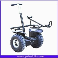 Segway off road self balancing electric scooter golf cart vehicle