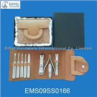 High quality Purse shape manicure with black box packing(EMS09SS0166)