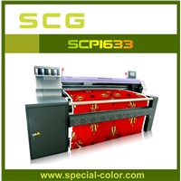 Flatbed Textile Printing Machine/Flatbed Printer (SCP1633 )