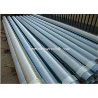 High Quality Wedge Wire Tube For Water Treatment