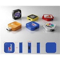 Promotional Square Twister USB Flash Drive