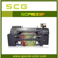 SCP1633F Flatbed Textile Printing Machine