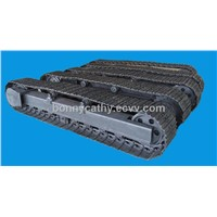 crawler undercarriage steel track undercarriage for drilling rig