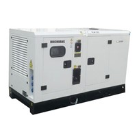 15kva  slient diesel generator with cummins engine
