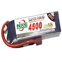 4500mAh 22.2V 6S 35C Lipo battery for RC Helicopter rc helicopter battery lipo battery pack