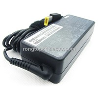 65W 20V/3.25A Laptop AC Adapter, Rectangular, Pin for Lenovo IdeaPad Yoga Ultra-book 13 ADL65NLC2A